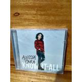 Alessia Cara Know It All [cd Original Lacrado De Fabrica]